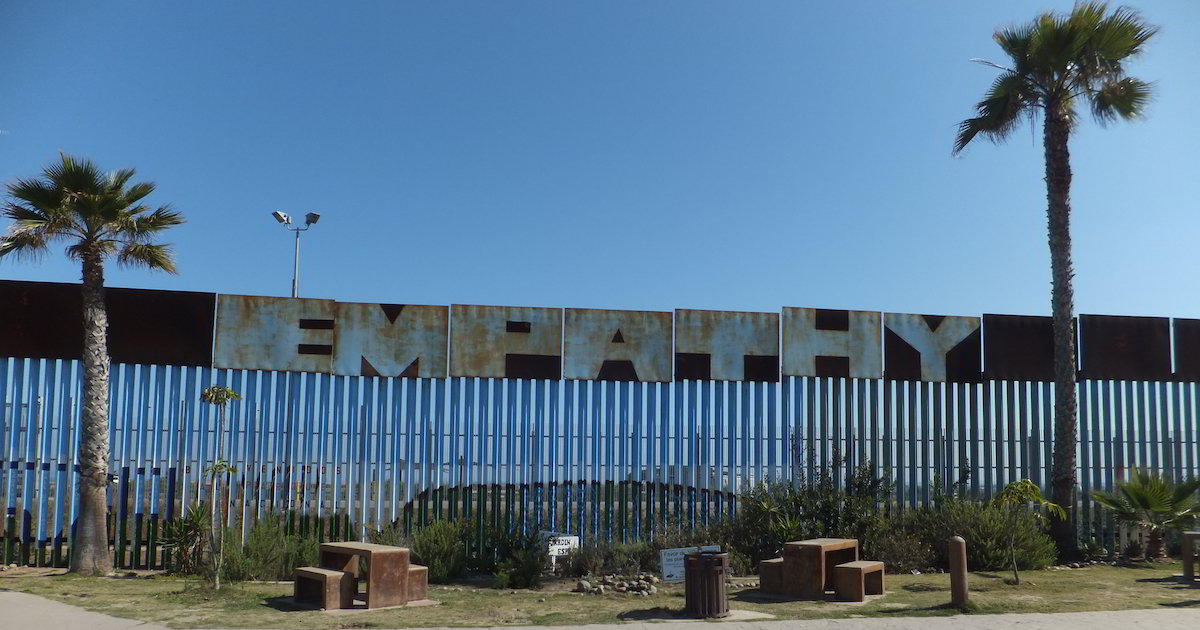 Playas de Tijuana - Empathy - Border Fence